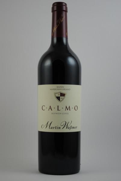 2017 Calmo (Syrah, Cabernet-Sauvignon & Merlot) QbA trocken, Martin Waßmer